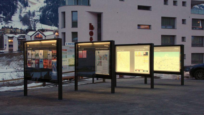 City  Lights  AK  und  LK,  Pontresina  Tourismus