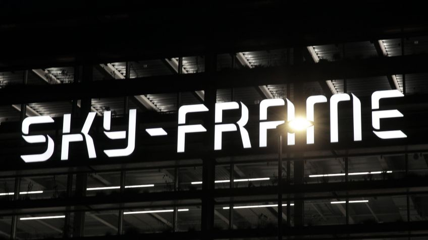 Die  Sky-Frame  AG  hat  im  Januar  2015  ihren  neuen  Hauptsitz  in  Frauenfeld  TG  bezogen