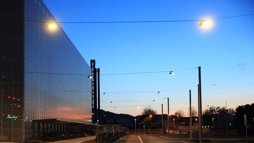 Konsequente  Optimierung  der  LED-Matrix:  die  METRO  LED-Leuchten  von  BURRI.