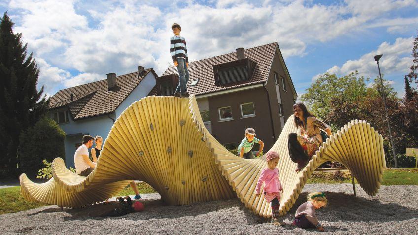 Climbslide 8 Moveart Play Sculpture Burri
