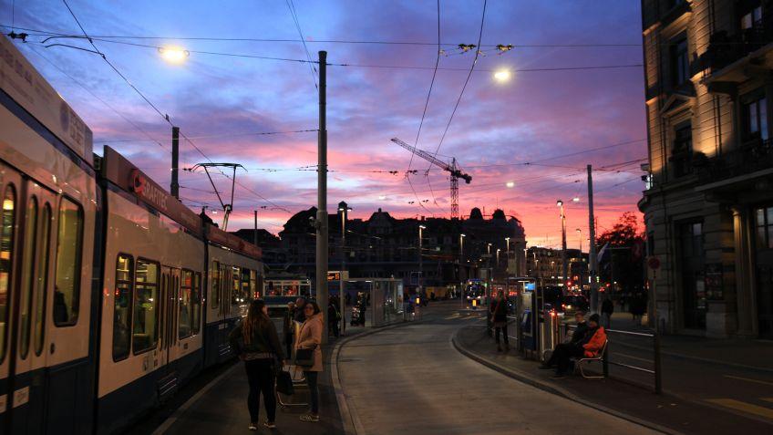 LOOP beim Central in Zürich