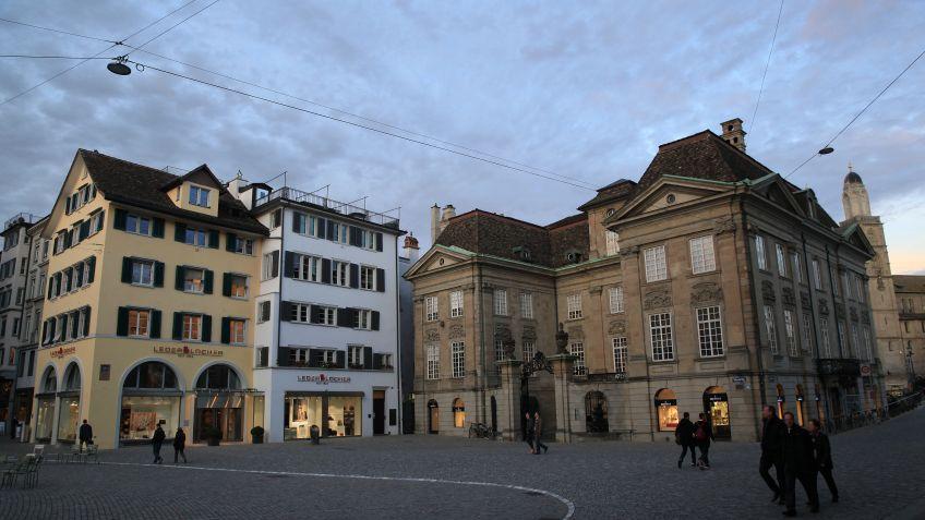 LOOP beim Münsterhof in Zürich