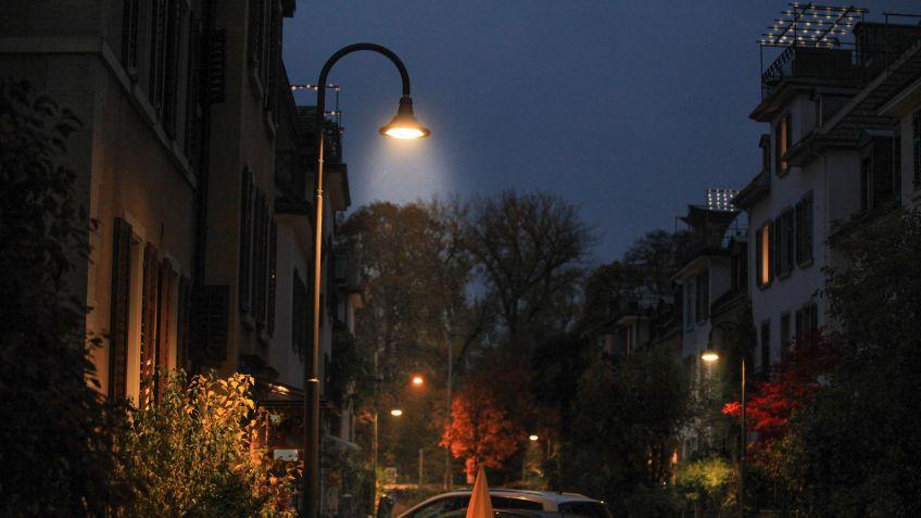 Die Heimatstrasse in Zürich erstrahlt in bestem Licht dank ALLEY