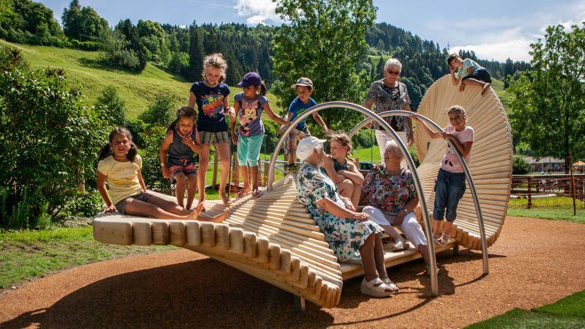 moveART - Spiel und Spass für Jung und Alt.