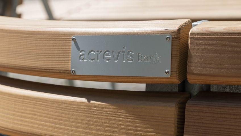 The project was supported by the Acrevis Bank