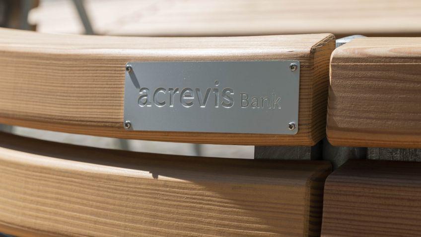 Das  Projekt  wurde  von  der  Acrevis  Bank  unterstützt