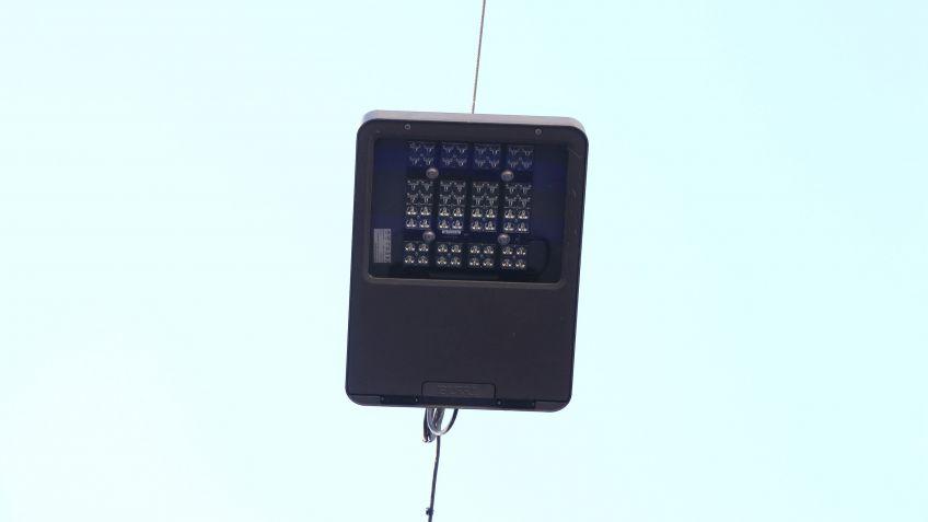 METRO Leuchte von BURRI in Baden