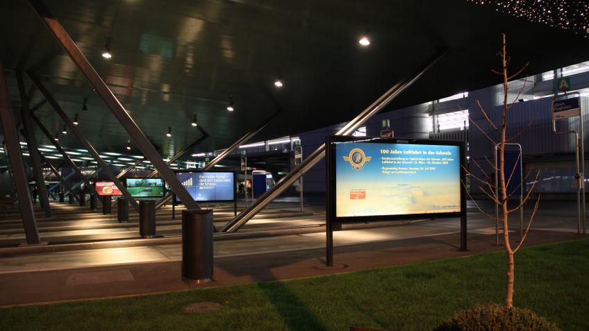 City  Lights  LK,  Flughafen  Zürich