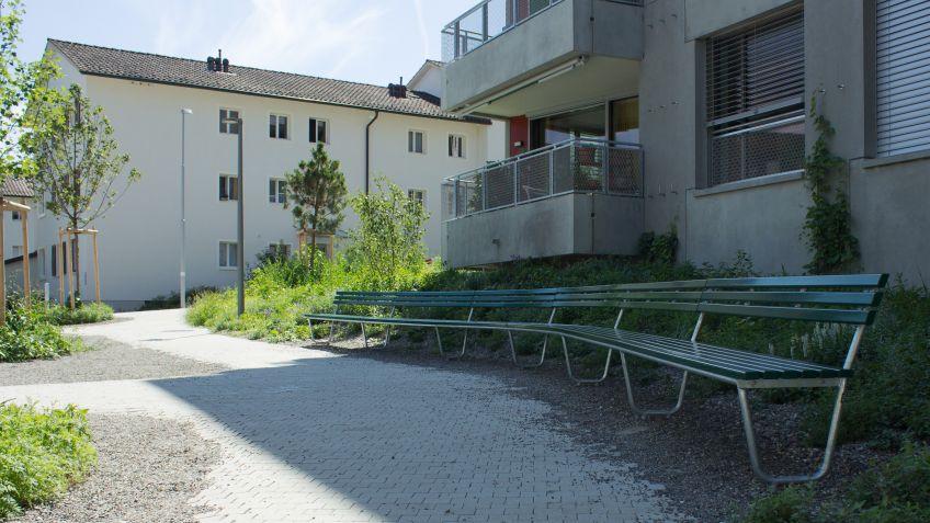 Langlebig  und  schweizweit  seit  1932  im  Einsatz:  Die  Landi  Kollektion  von  BURRI  public  elements.