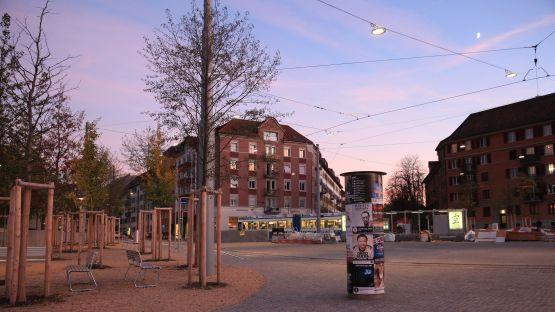 LOOP beim Hardplatz in Zürich
