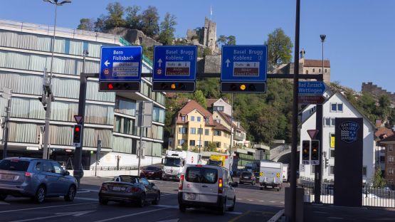 Signalbrücke von BURRI