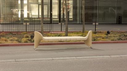 "moveART bench ""simple"""